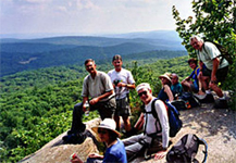 Metacomet-Monadnock Trail (M&M)